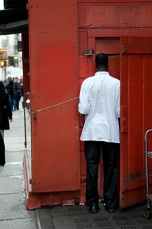 Behind-the-red-door
