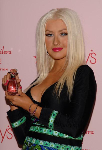 Christina Aguilera's Inspire.