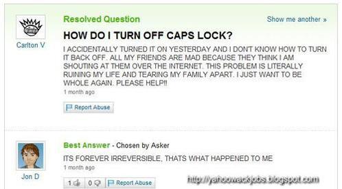 Capslock