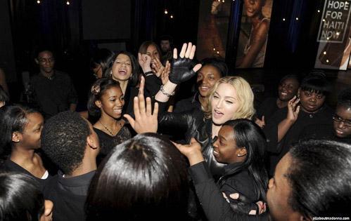 Madonna_haiti