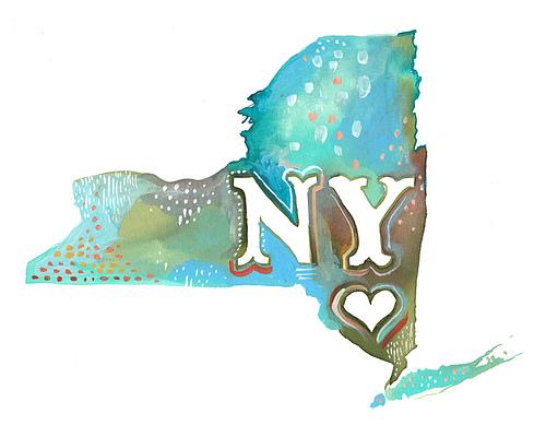 New York (by katiedaisy)%0ACopyright Katie Daisy 2010