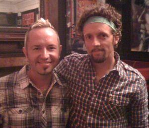 Stevie and Jason