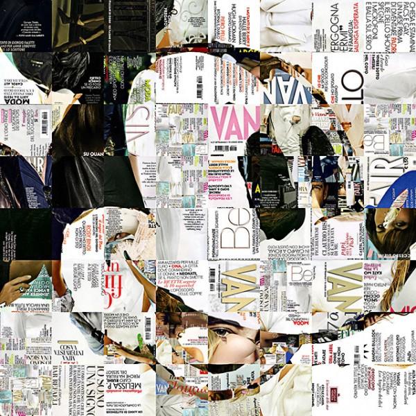 Vanity fair mosaic 600x600 Vanity Fair Mosaic by Village999