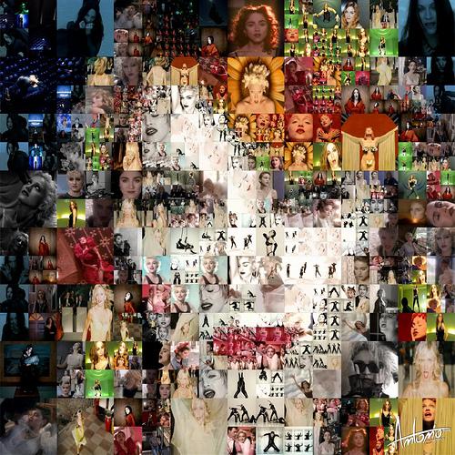 Madonna-mosaic