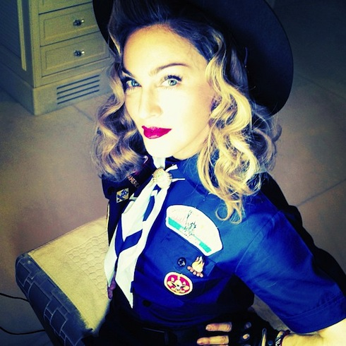 Madonna_scout